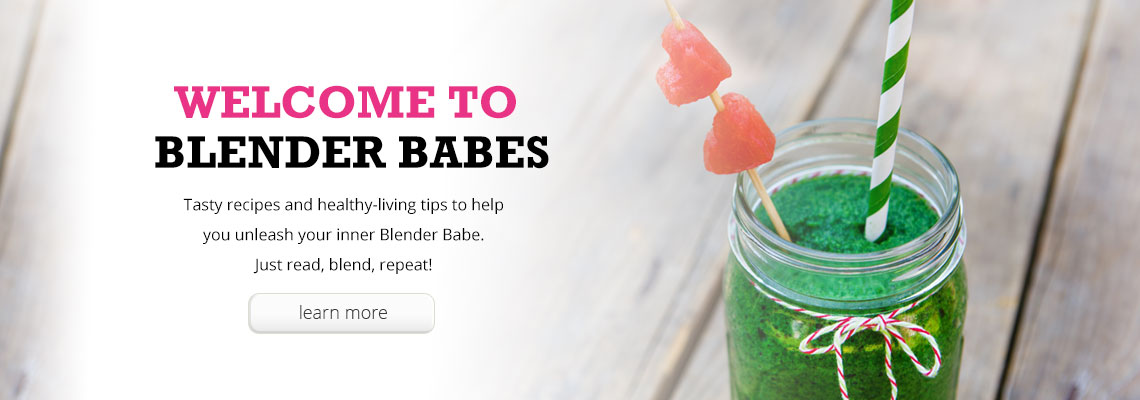 Welcome to Blender Babes!