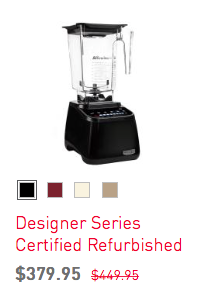 Blendtec Deal The Best Blender for Smoothies + FREE SHIPPING & GIFT from @BlenderBabes