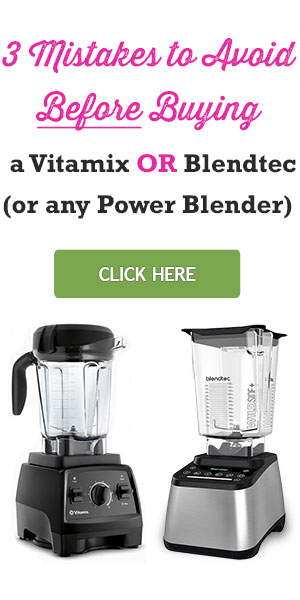 3 Mistakes to Avoid when buying a Blendtec vs Vitamix blender