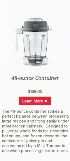Vitamix 48-ounce Container from @BlenderBabes