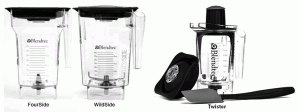 Blendtec Total Blender Reviews Containers Jars