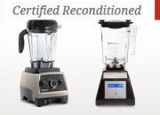 Certified Refurbished Blendtec vs Vitamix blenders