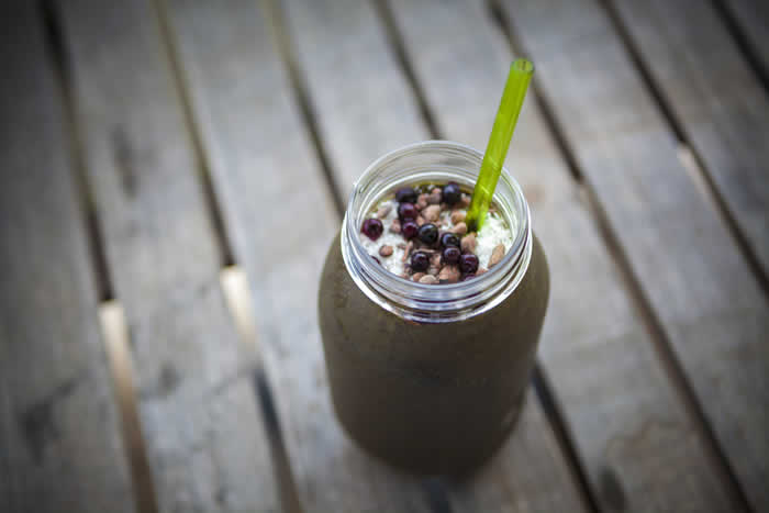 Dr. Fuhrman's Chocolate Green Smoothieemalledit
