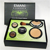 Emani Starter Kit Emani Natural & Organic Product Copmany Favorites at Natural Product Expo by @BlenderBabes