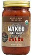 Naked Infusions Black Silk Espresso Natural & Organic Product Copmany Favorites at Natural Product Expo by @BlenderBabes