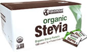 Organic Stevia Wholesome Sweeteners Natural & Organic Product Copmany Favorites at Natural Product Expo by @BlenderBabes