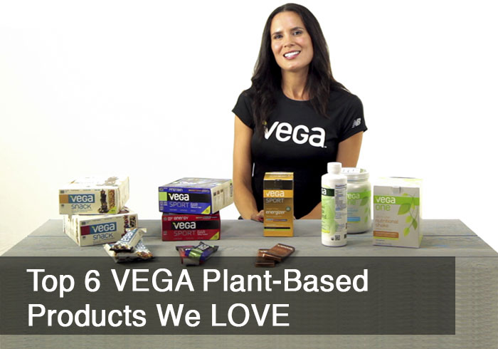We Love Vega Plant-Based Protein Products by @BlenderBabes
