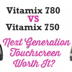 Vitamix 780 vs 750 Review by @BlenderBabes