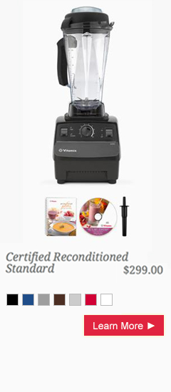 Certified Reconditioned Standard Vitamix from @BlenderBabes