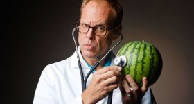 Alton Brown's Buff Smoothie Recipe from @BlenderBabes
