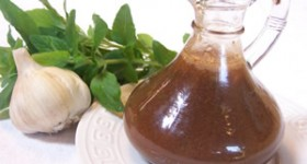Dr Fuhrman Balsamic Vinaigrette salad dressing recipe