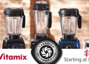 all refurbished vitamix sale $30 off no coupon required