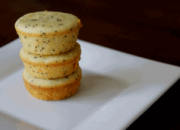 LEMON POPPY SEED MINI CUPCAKES RECIPE IN A BLENDER