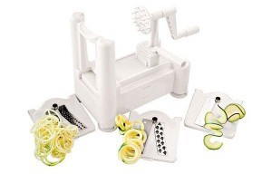 BlenderBabes Holiday Christmas Healthy Gift Guide 2015 Spiralizer