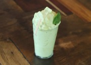 Slimmed Down Shamrock Shake (with Protein Boost) Recipe by @BlenderBabes