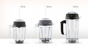 Blendtec vs Vitamix reviews containers