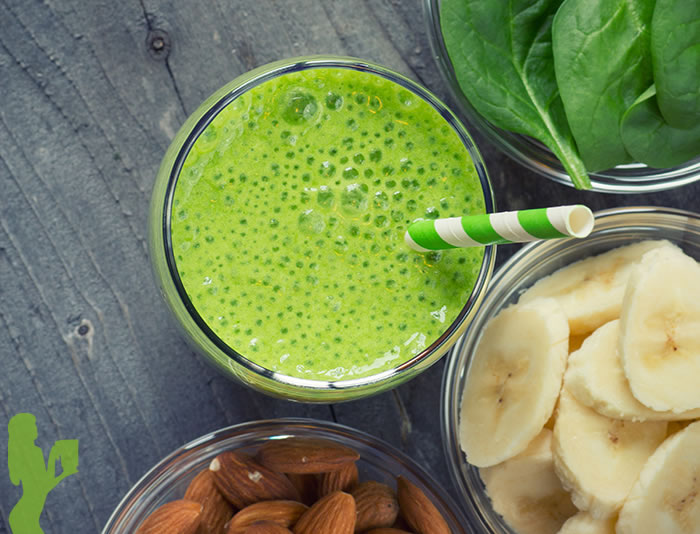 Weight Loss Green Smoothie Recipe by Blender Babes