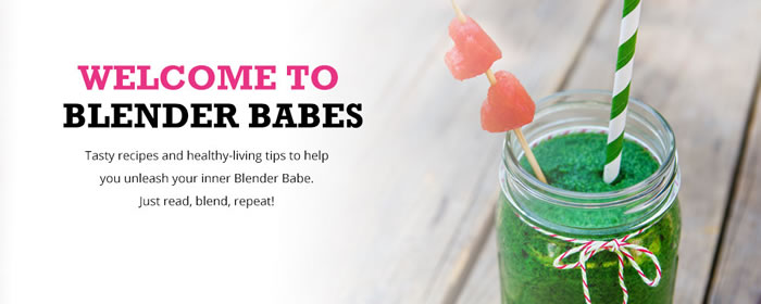 Welcome to Blender Babes! Our Mission and Promise To YOU!