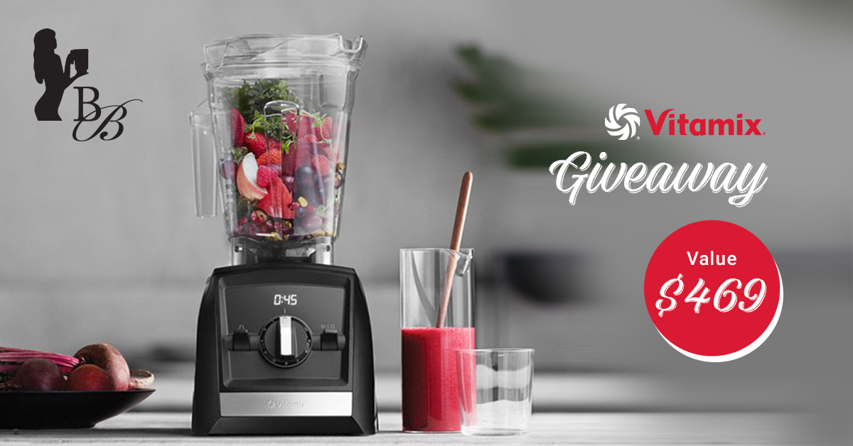 Vitamix Ascent Series Review + Giveaway