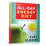 The All Day Energy Diet Book by Yuri Elkaim