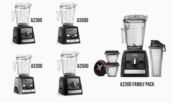 $20 Off All Vitamix Ascent Series Blenders