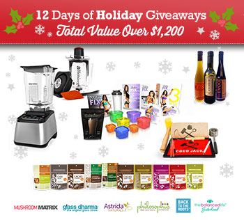 Blender Babes Christmas Holiday Giveaway