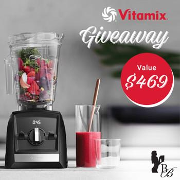 Vitamix Ascent Giveaway