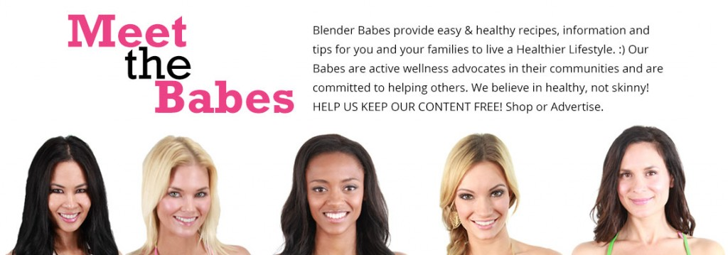 Meet the Blender Babes.