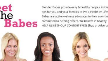 Meet the Blender Babes.