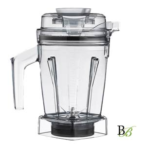 Vitamix Ascent 48 oz dry container