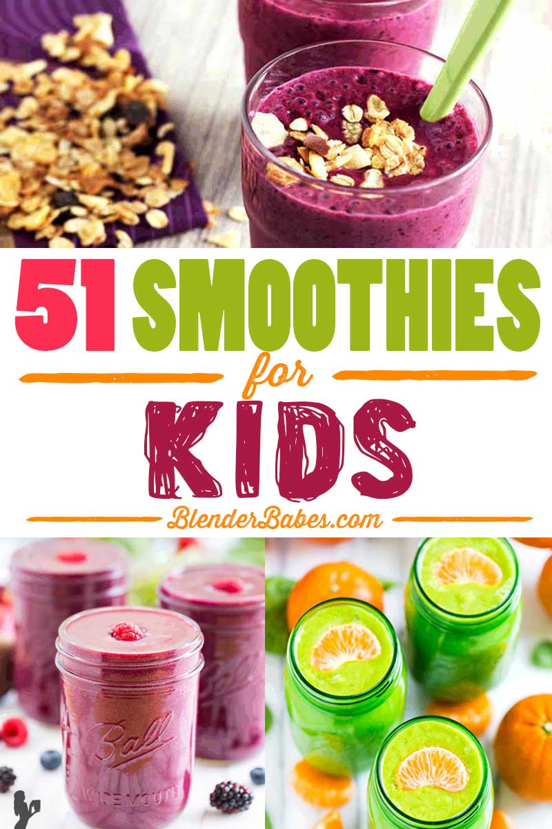 Smoothie recipes for lovers of delicious food 58