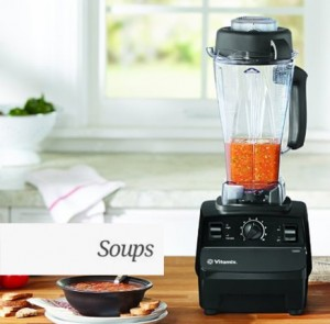 Comprehensive Vitamix 5200 Review Soups by @BlenderBabes