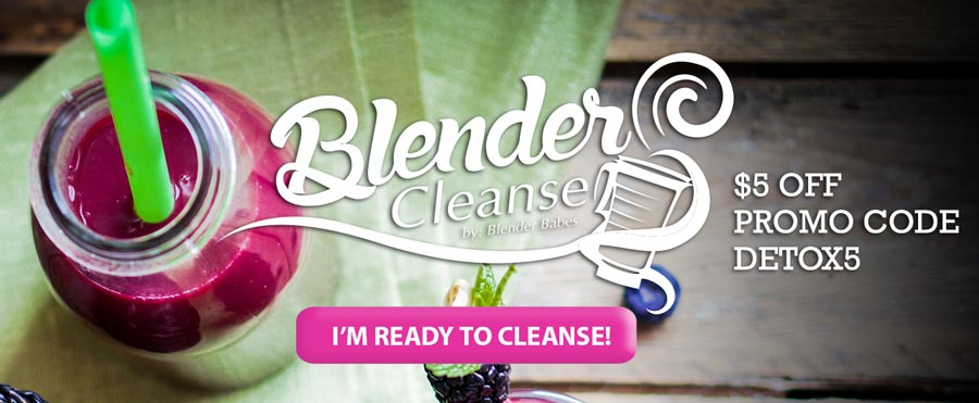 The Blender Cleanse Special Offer