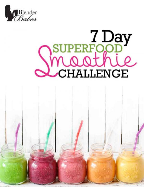 Superfood Smoothie Challenge