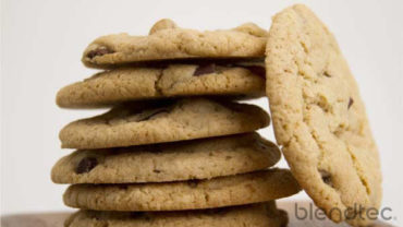 Gluten-Free Chocolate Chip Cookie Recipe by @BlenderBabes