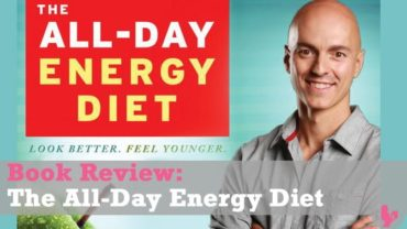 The All Day Energy Diet Book Review by @BlenderBabes
