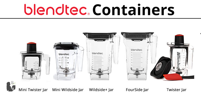 All_Blendtec_Containers