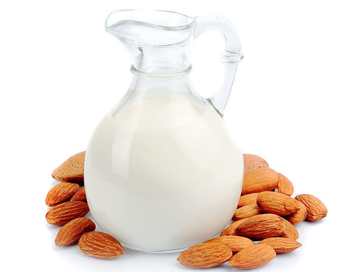 Fresh Homemade Almond Milk Recipe