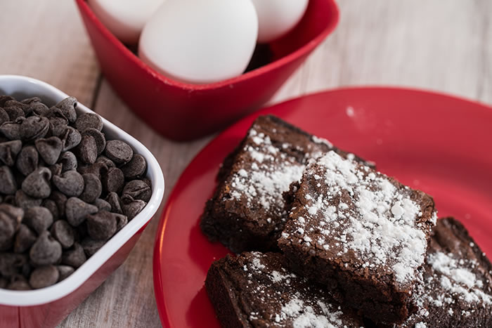 flourless brownies gluten-free