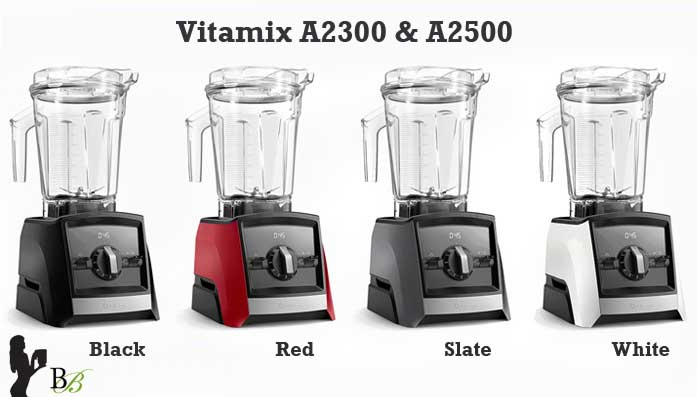 Vitamix Ascent Colors