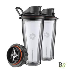 Ascent personal blending cup starter kit