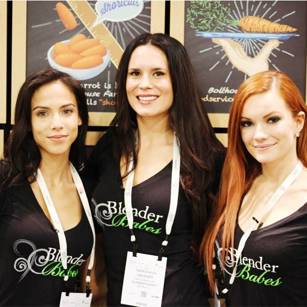 Blender Babes Main Tshirt