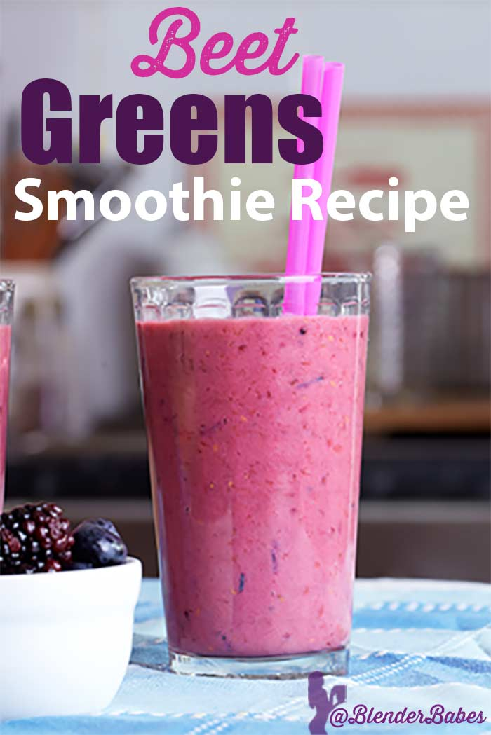 Beets Greens Smoothie Recipe