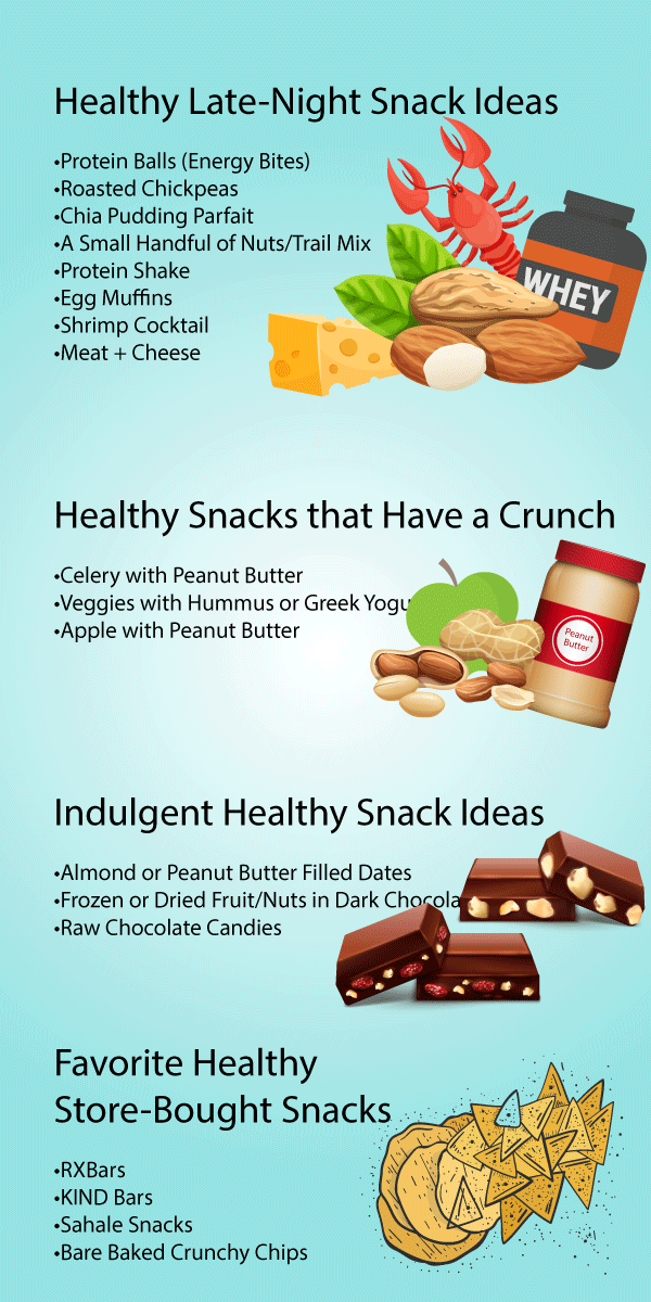 Best Snack Ideas to Help Lose Weight
