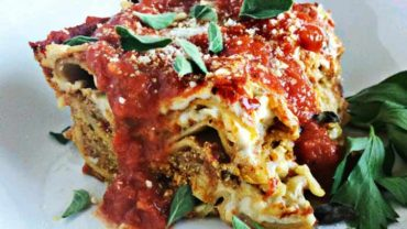 Best Vegetable Lasagna Recipe