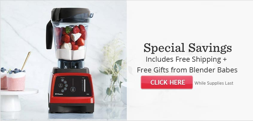 Vitamix Sales and Deals