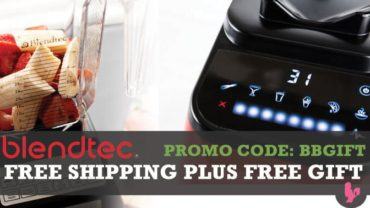 Blendtec Promo Code PLUS Free Gift by @BlenderBabes