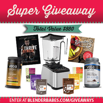 Blendtec 725 Giveaway March 2016