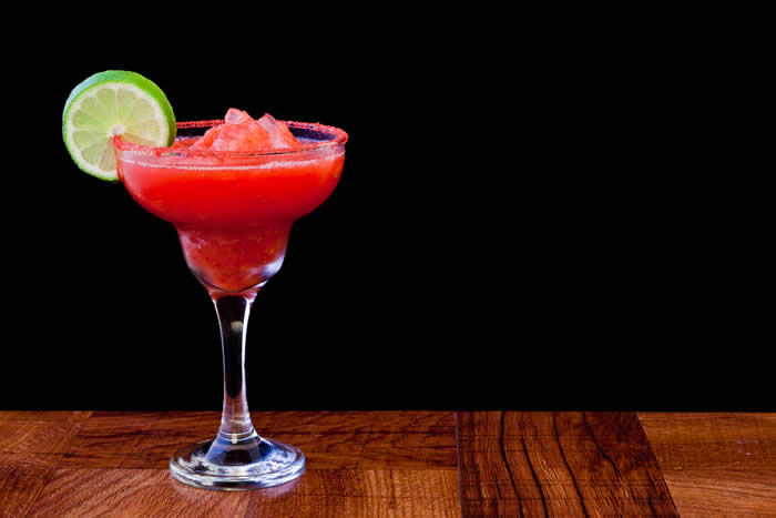 Bobby Flay's Cranberry Margarita
