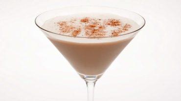 Brandy Alexander Recipe with Ice Cream